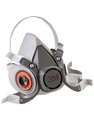Afbeeldingen van 3M Halfgelaatsmasker 6000-serie