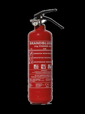 Afbeelding voor categorie Brandbeveiliging