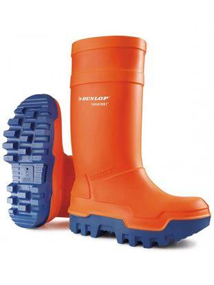 Afbeeldingen van Dunlop Veiligheidslaars Purofort S4 C661343 | Thermo