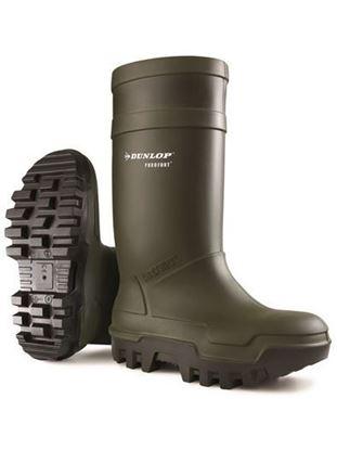 Afbeeldingen van Dunlop Veiligheidslaars Purofort S4 C661843 | Thermo
