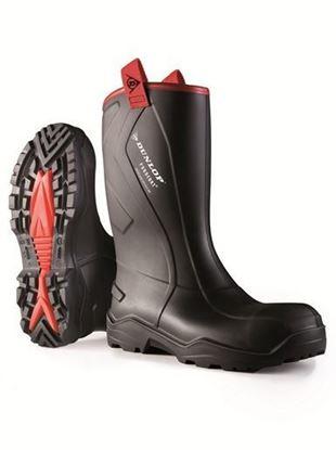 Afbeeldingen van Dunlop Veiligheidslaars Purofort Rugged S5 C762043