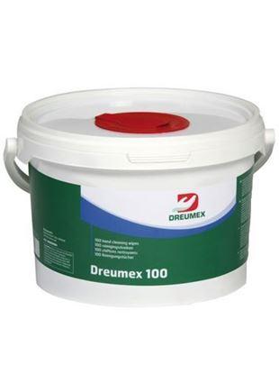 Afbeeldingen van Dreumex 100 | handreinigingsdoeken