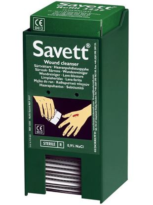 Afbeeldingen van Savett 3250 Wondreinigingsautomaat