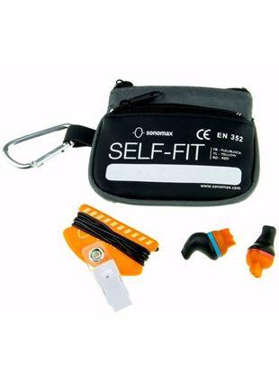 Afbeeldingen van Sonomax Otoplastiek Self-Fit Custom
