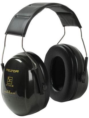 Afbeeldingen van Peltor Gehoorbeschermers Optime II H520A | hoofdbeugel