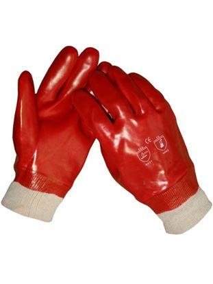 Afbeeldingen van Werkhandschoen PVC | dichte rug