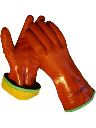Afbeeldingen van Werkhandschoen CAMA-ISO