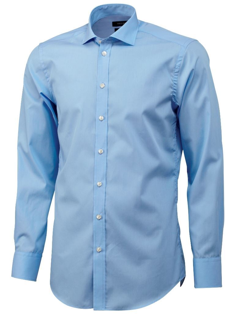 Slim Fit Heren Overhemd.Webshop Unique Bedrijfs Veiligheidskleding Tricorp Heren