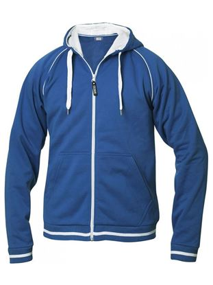 Afbeeldingen van Clique Hooded Sweater Gerry