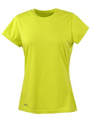 Afbeeldingen van Spiro Quick Dry T-Shirt S253F | dames