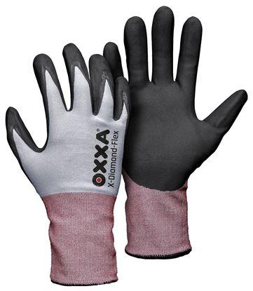 Afbeeldingen van Oxxa Werkhandschoen X-Diamond-Flex 51-760